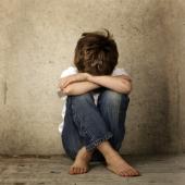 Child alone, courtesy of Shutterstock